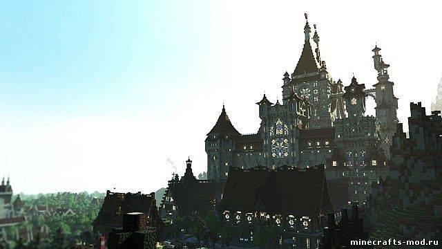 EvenTime's Minecraft Cinematic