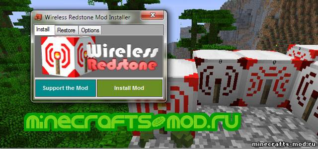 Wireless Redstone 1.5.2