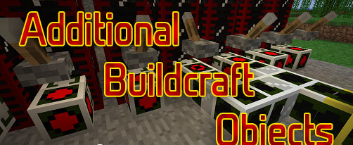 Additional Buildcraft Objects 1.5.2/1.6.1/1.6.2