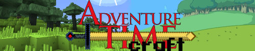 [32x][1.6.2] Adventure Time Craft