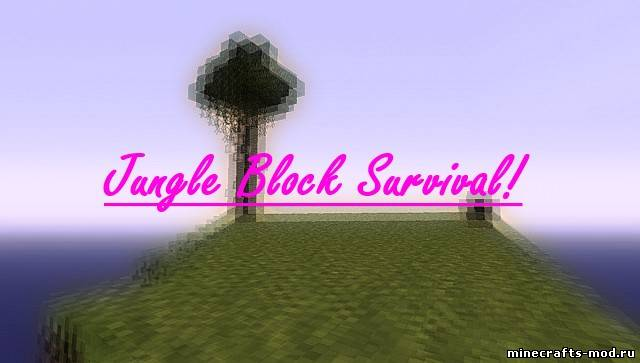 Jungle Block Survival!