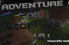 Adventures Of ScottyX2 (����������� ������) 1.8.1