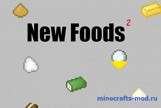 New Foods 2 (Новая еда 2) 1.6.4