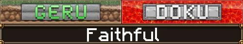 Gerudoku Faithful (Детальные поверхности) 1.8 [32x]