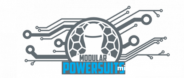 Modular Powersuits + MPSA (����������� �����) 1.6.4