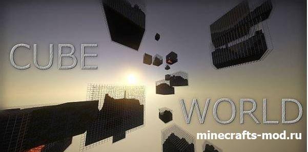 Cube World Generator (Генератор Кубомира) 1.7.2