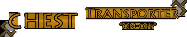 Chest Transporter (Ручной сундук) 1.7.2