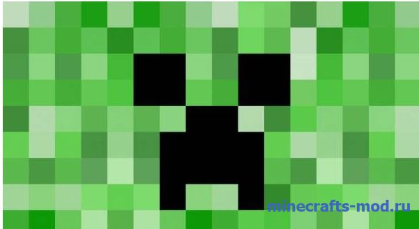 Creepers+ (Забавные криперы) 1.7.2