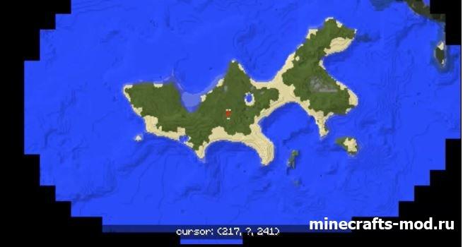 Map Writer (Картограф) 1.7.10\1.7.2