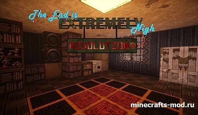 The End is Extremely Nigh: Revolution (Экстремальная ночь: Революция) 1.8 [32x]