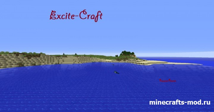 Excite-Craft (������������ �����) 1.8 [32x]
