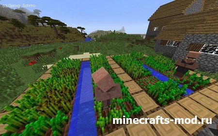 3D NATURE PACK (Трехмерная природа) 1.8.1 [16x]