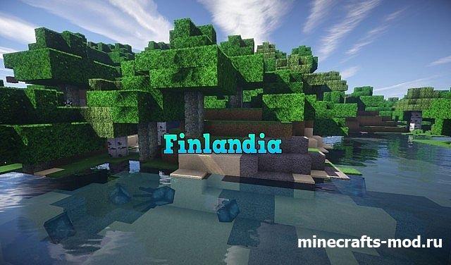 Finlandia (Зимний край) [64x] 1.8