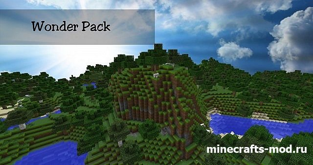 Wonder Pack (Чудесной красоты вид) [32x] 1.7.4