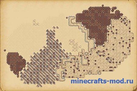 Antique Atlas (Древняя карта) 1.7.10