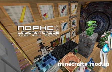 NephCOLaboratories (Научный подход и анимация) 1.8 [32x]