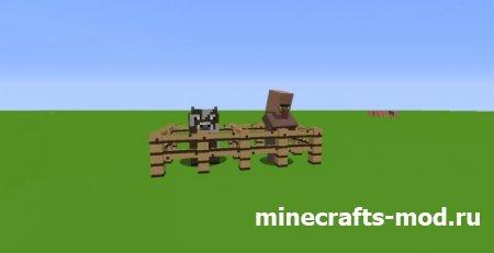 Simple Craft (Простейшее окружение) 1.8.1 [16x]